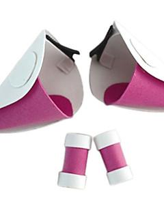זול תחפושות משחק אנימה-תכשיטים אביזר לשיער קיבל השראה מ Chobits Chii אנימה אביזרי קוספליי כיסוי ראש אוזניות PVC בגדי ריקוד נשים