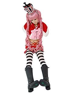 """Inspirert av One Piece Perona Anime  """"Cosplay-kostymer"""" Cosplay Klær Lapper Topp Skjørte Mer Tilbehør Til Unisex"""