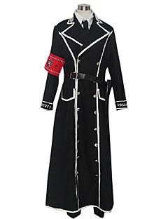 """billige Anime Kostymer-Inspirert av TrinityBlood Isaak Fernand Von Kampfer Anime  """"Cosplay-kostymer"""" Cosplay Klær Lapper Langermet Frakk Trøye Bukser Armbind"""