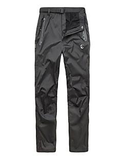 tanie Odzież turystyczna-Damskie Turistické kalhoty Na wolnym powietrzu Wodoodporny Keep Warm Wiatroodporna Zdatny do noszenia Oddychający Zima Spodnie