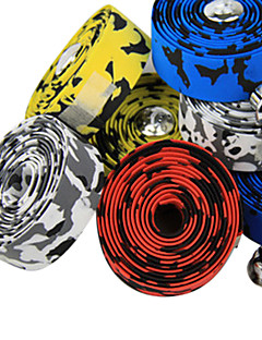 cheap Handlebars & Stems-Handlebar Tape Road Bike Aluminium Alloy White Yellow Red Blue