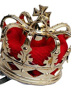 Dronning Eventyr Krone Unisex Halloween Karneval Festival/høytid Halloween-kostymer Lapper Vintage