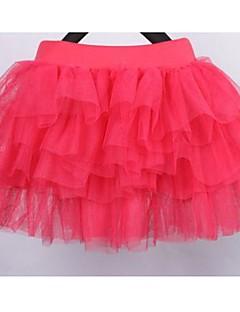 tanie Odzież dla dziewczynek-Tort mody dziewczyny Spódnice Piękny letni Tutu Kolorowe spódniczki