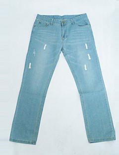 Fashion broda Slim lungi Jeans bărbați