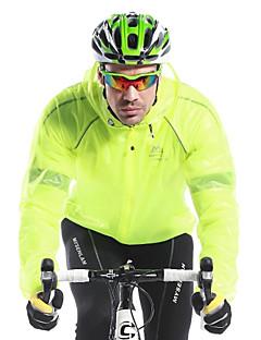 billige Sykkeljakker-Mysenlan Sykkeljakke Herre Sykkel Regnfrakke Jakke Topper Sykkelklær Hold Varm Fort Tørring Vindtett Ultraviolet Motstandsdyktig