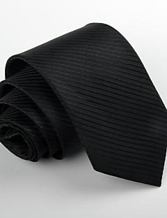 tanie Akcesoria dla mężczyzn-Męskie Impreza / Praca Krawat Solidne kolory