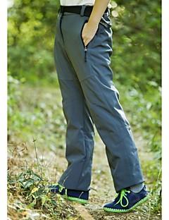 tanie Turystyczne spodnie i szorty-Damskie Turistické kalhoty Na wolnym powietrzu Wodoodporny Keep Warm Wiatroodporna Izolacja Rain-Proof Zima Runo Spodnie Narciarstwo