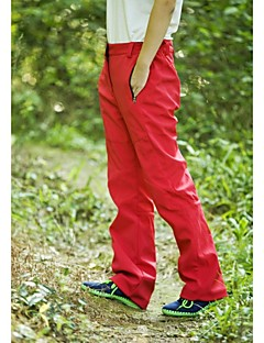 baratos Calças e Shorts para Trilhas-Mulheres Calças de Trilha Ao ar livre A Prova de Vento, Prova-de-Água, Á Prova-de-Chuva Inverno Tosão Calças Esqui / Esportes de Neve / Snowboard / Térmico / Quente / Térmico / Quente