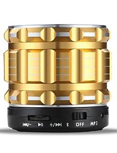 billige Bluetooth høytalere-Høyttaler til utendørsbruk 2.0 kanaler Trådløs Bærbar Bluetooth Utendørs Innendørs