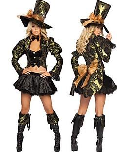 Film- & TV-themakostuums Cosplay Kostuums Feestkostuum Vrouwelijk Halloween Festival/Feestdagen Halloweenkostuums Effen