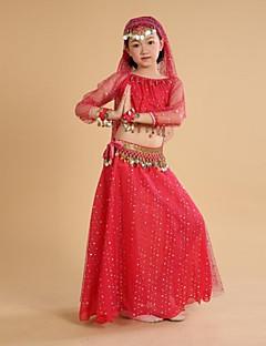 Budeme břišní tanec oblečení děti výkon školení šaty