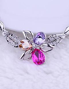 billige -cousri kvinders koreanske cubic zirconia halskæde