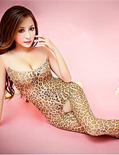 2ffc9511bc Women s Plus Size Ultra Sexy   Teddy Nightwear - Print Leopard