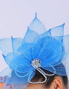 billige Antrekk til ballroom-dans-Dansetilbehør Hodeplagger Dame Profesjonell Plastikk Perlearbeid