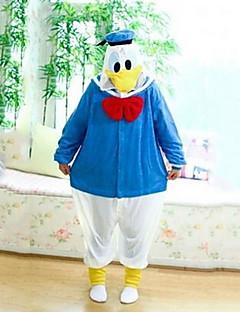 Kigurumi Pyjamas And Kostume Korallfleece Kigurumi Trikot / Heldraktskostymer Cosplay Festival / høytid Pysjamas med dyremotiv Halloween