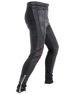 Jaggad Calças Para Ciclismo Homens Moto Meia-calça Calças Térmico/Quente Secagem Rápida Respirável Tiras Refletoras Tapete 3D Nailom