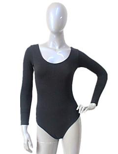 tanie Stroje baletowe-Balet Body Damskie Szkolenie / Wydajność Bawełna / Lycra Trykot opinający ciało / Śpiochy dla dorosłych