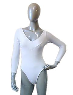billiga Basis-dansetøj-Balett Trikåer Dam Träning / Prestanda Bomull / Lycra Trikå / Onesie / Ballet / Föreställning