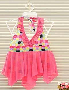 MEISJE - Rekbaar - Dun Nylon/Polyester/Spandex - Badkleding