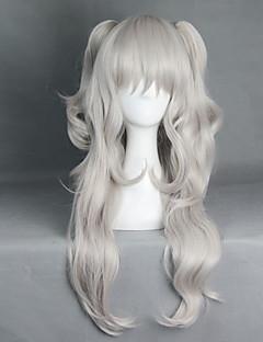 Cosplay Wigs Cosplay Cosplay Anime Cosplay Wigs 70+40 CM Heat Resistant Fiber Male Female
