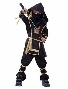 コスプレ衣装 忍者 映画コスプレ 包帯 上着 パンツ マスク 胸当て キャップ ハロウィーン クリスマス 新年 子供用