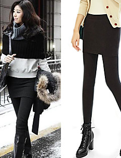 abordables Soldes-Femme Taille Basse Skinny Jeans Pantalon Couleur Pleine