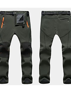 Hunting Pants Waterproof Thermal / Warm Quick Dry Men's Classic Sexy Fashion Bottoms for Skiing Camping / Hiking Fishing Climbing Leisure
