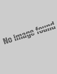 お買い得  メンズシャツ-男性用 プラスサイズ シャツ 軍隊 レギュラーカラー スリム ソリッド コットン