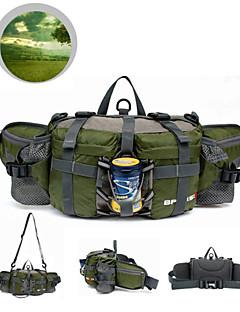 billiga Ryggsäckar och väskor-BP-VISION 6L Ryggsäckar / Magväskor / Cykling Ryggsäck - Vattentät, Regnsäker, Snabb tork Camping, Jakt, Fiske Terylen Röd, Blå, Kamoflage