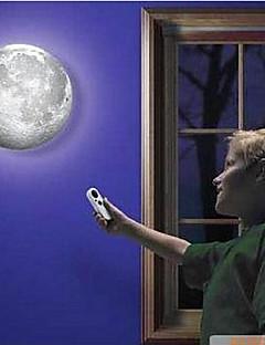 baratos Luzes de presente-1 Pça. LED Night Light Bateria Sensor Controlado remotamente Regulável Programável