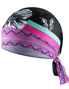 cheap Cycling Hats, Caps & Bandanas-cheji® Cycling Cap / Bike Cap Headsweat Winter Spring Summer Fall Quick Dry Ultraviolet Resistant Anti-Insect Antistatic Breathable