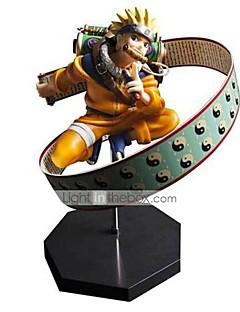 Anime Action Figurer Inspirert av Naruto Naruto Uzumaki 23 CM Modell Leker Dukke