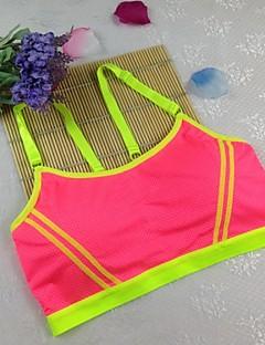 billige Løbetøj-Dame Medium støtte Sports-BH Anti-Rystelse, Hurtigtørrende, Fugtpermeabilitet Vest / SportsBH'er / Underdele for Yoga / Træning & Fitness