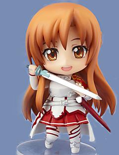 Sword Art Online Asuna yuuki endring bilde 9.5cm pop dukke anime actionfigurer modell leketøy