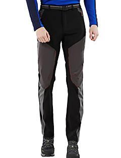 tanie Odzież turystyczna-Męskie Turistické kalhoty Na wolnym powietrzu Wodoodporny Quick Dry Ultraviolet Resistant Przepuszczalność wilgoci Wodoodporny zamek