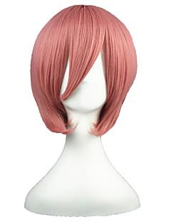 billige Anime cosplay-Cosplay Parykker Gjenfødt! Ace Anime Cosplay-parykker 35 CM Varmeresistent Fiber Herre Dame
