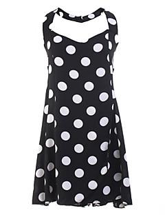 Polyester - Micro-elastisch - Dun - Vrouwen - Vakantie / Strand - Jumpsuits - Mouwloos