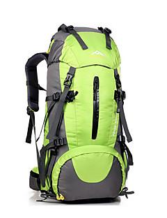 billiga Ryggsäckar och väskor-HWJIANFENG 45 L Ryggsäckar / Ryggsäck - Multifunktionell Utomhus Camping Svart, Grön, Blå
