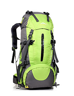 45 L mochila Pacotes de Mochilas Acampar e Caminhar Multifuncional HWJIANFENG