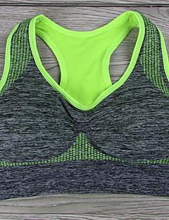 billiga Träning-, jogging- och yogakläder-Dam Yogakläder - Rosenröd, Grön, Blå sporter Klädesset Kortärmad Sportkläder Andningsfunktion, Kompression, Bekväm Elastisk