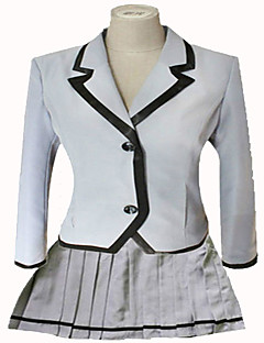 Korzet Punk Lolita Lolita Cosplay Lolita šaty Jednobarevné Dlouhý rukáv Halenka Kalhoty Vázanka Náušnice Pro Terylen