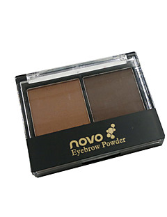 Solid Double Color Eyebrow Powder(4 Selectable Colors) Cosmetic Beauty Care Makeup for Face