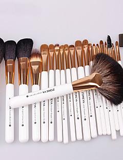 cheap Makeup Brushes-22 Makeup Brush Set Goat Hair Full Coverage Wood Face