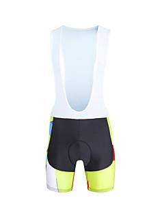 billige Sykkelklær-ILPALADINO Shorts med seler til sykning Herre Sykkel Sykkelshorts Med Seler Bunner Sykkelklær Fort Tørring Vindtett Anatomisk design