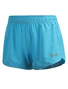 billige Løbetøj-Dame Løbeshorts - Mørkeblå, Rød, Blå Sport Hængende Shorts Yoga, Træning & Fitness, Løb Hurtigtørrende, Åndbart, Komprimering Elastisk