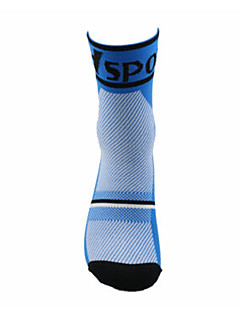 cheap Cycling Socks-Sport Socks / Athletic Socks Bike / Cycling Socks Unisex Cycling / Bike Breathable / Sweat-wicking Spring / Summer / Fall Floral /