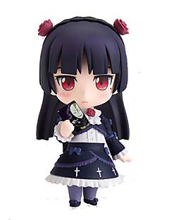 billige Anime cosplay-Anime Action Figurer Inspirert av My Little Sister Kan ikke være på denne Cute Ruri Goko PVC 10 CM Modell Leker Dukke