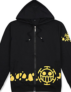 Cosplay Suits Inspired by Trafalgar Law One piece Cosplay Accessories Shirt  Cotton Unisex