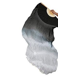 Vatsatanssi Näyttämötarpeet Naisten Suoritus Silkki Rypytys 1 Kappale Sauva