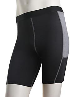 Homme Shorts de Course Séchage rapide Limite les Bactéries Confortable Anti-transpiration Pantalon / Surpantalon Leggings Bas Course
